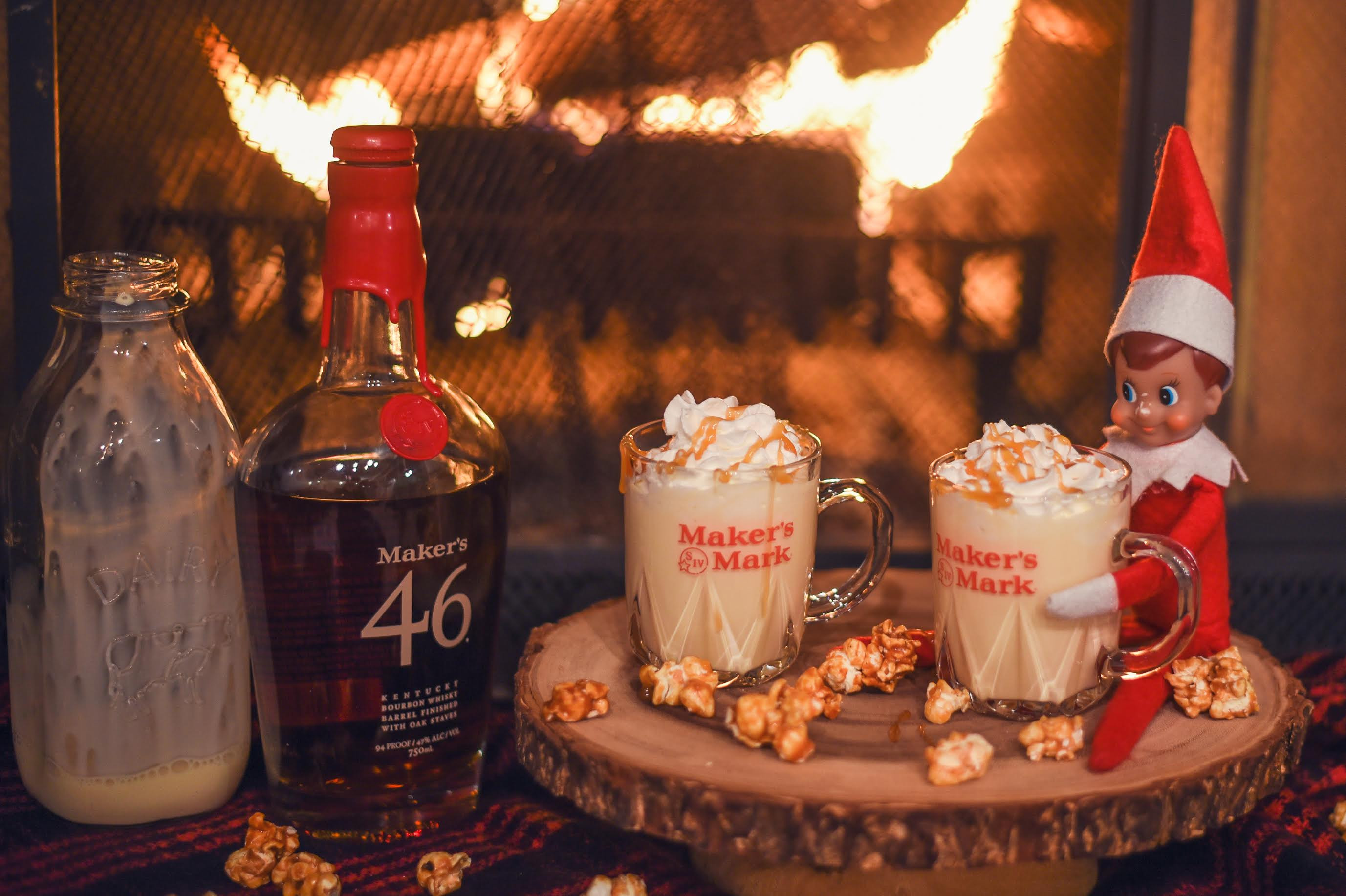 Whiskey Christmas Drinks  Top 10 Maker s Mark Whiskey Drinks with Recipes