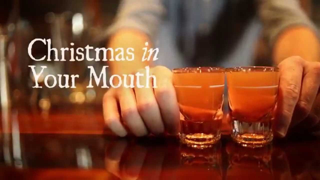Whiskey Christmas Drinks  How to Make a Fireball Whisky Drink Christmas in Your