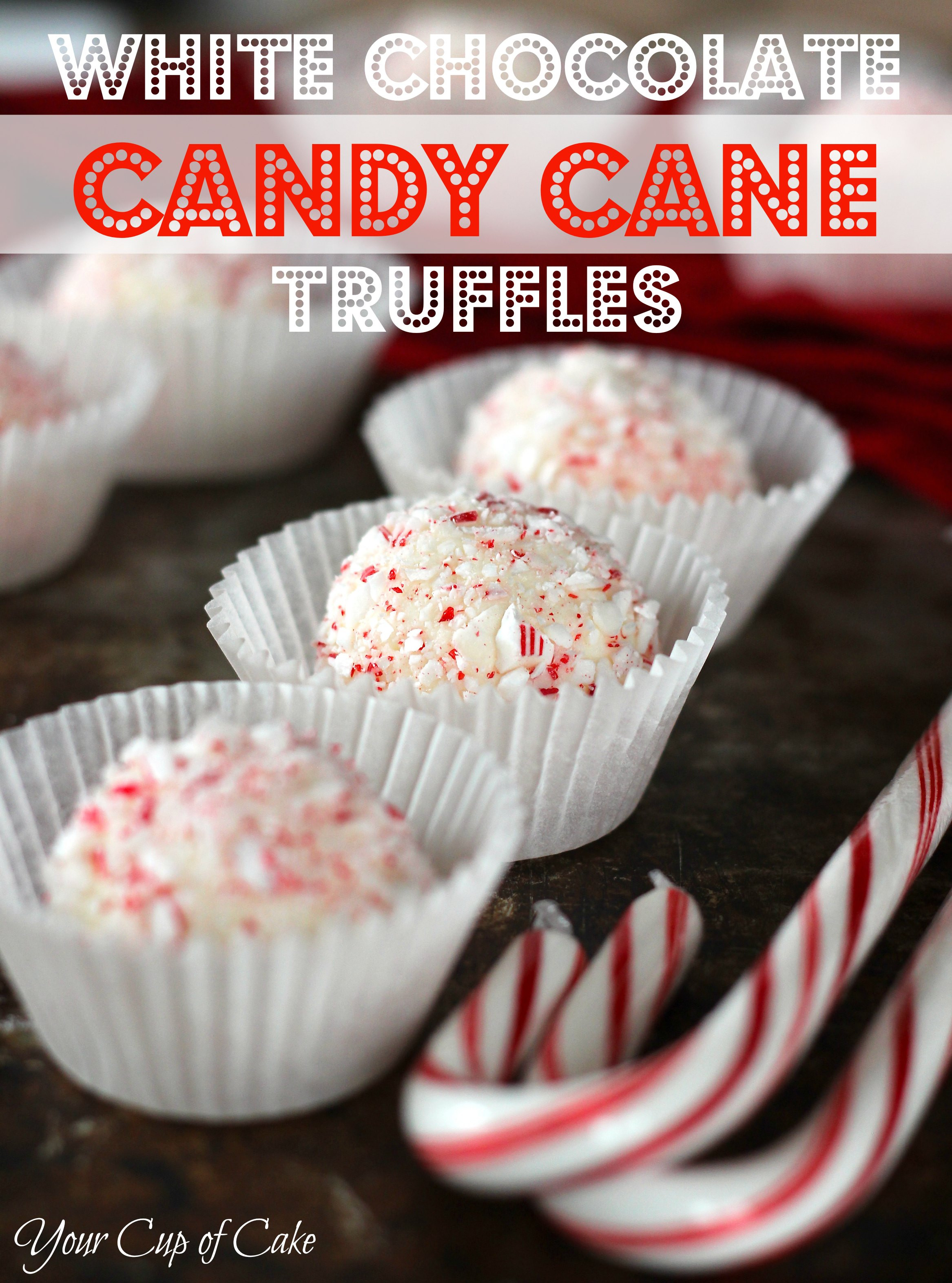 White Chocolate Candy Recipes For Christmas  50 Candy Truffle Recipes To Create At Home in the Kitchen