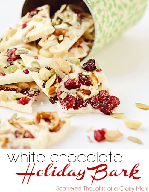White Chocolate Christmas Candy  29 Christmas Candy Recipes Spaceships and Laser Beams