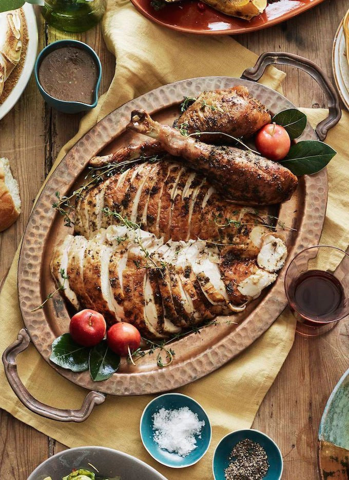 Whole Food Thanksgiving Turkey  10 Healthy Whole Food Thanksgiving Recipes