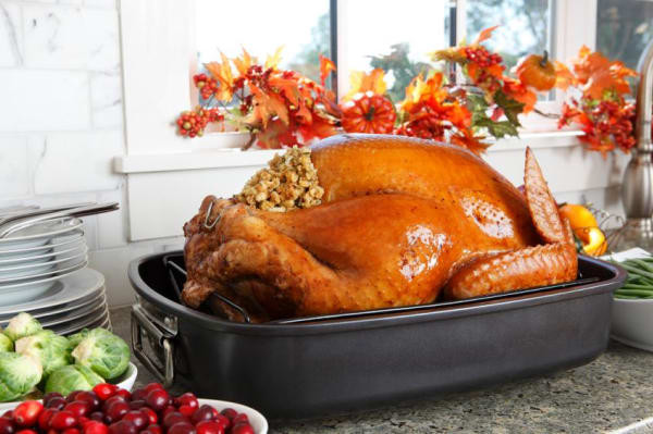 Whole Food Thanksgiving Turkey  Thanksgiving turkey recipes for the whole family