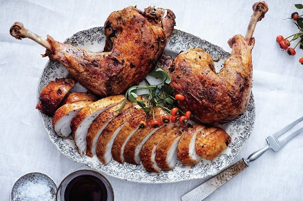Whole Foods Thanksgiving Dinner 2019  17 Ways To Make Thanksgiving Dinner Without Roasting A