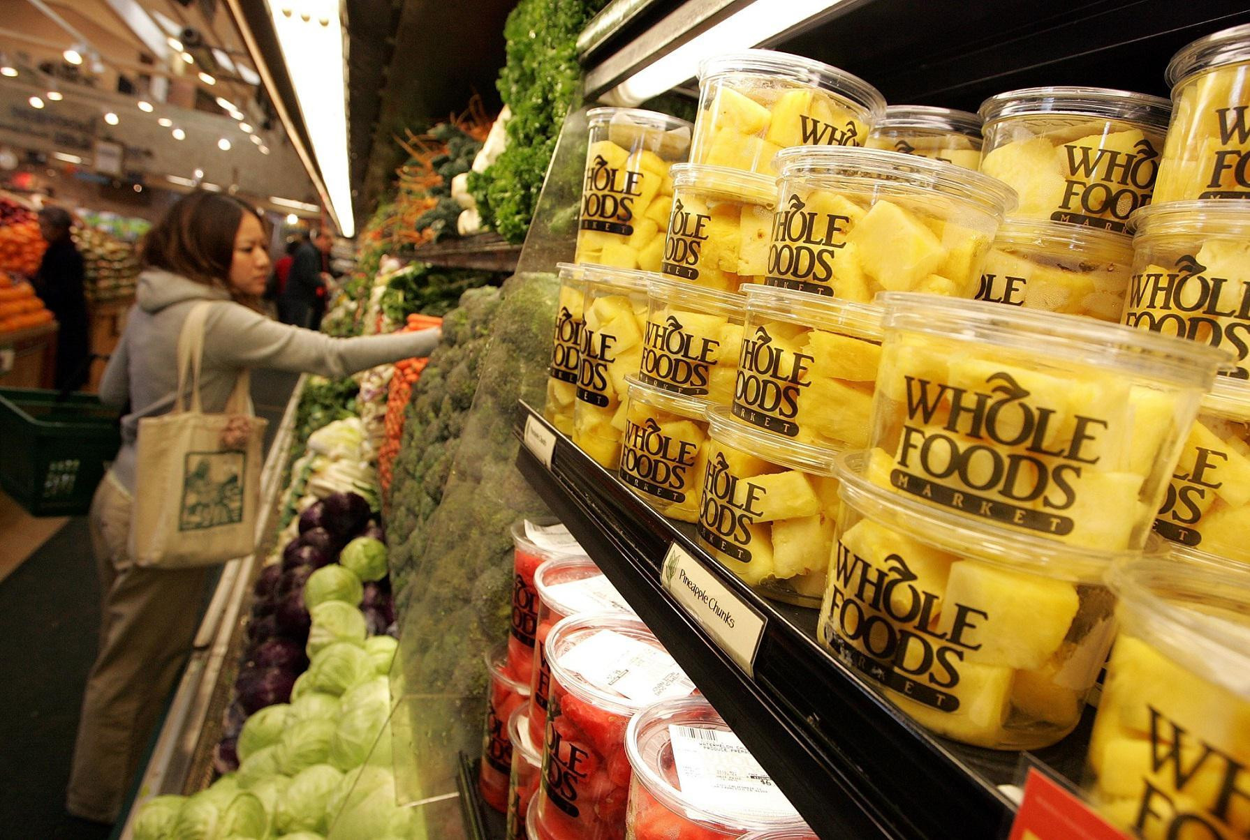 Whole Foods Thanksgiving Dinner 2019  Whole Foods Is America's Most Expensive Grocer According