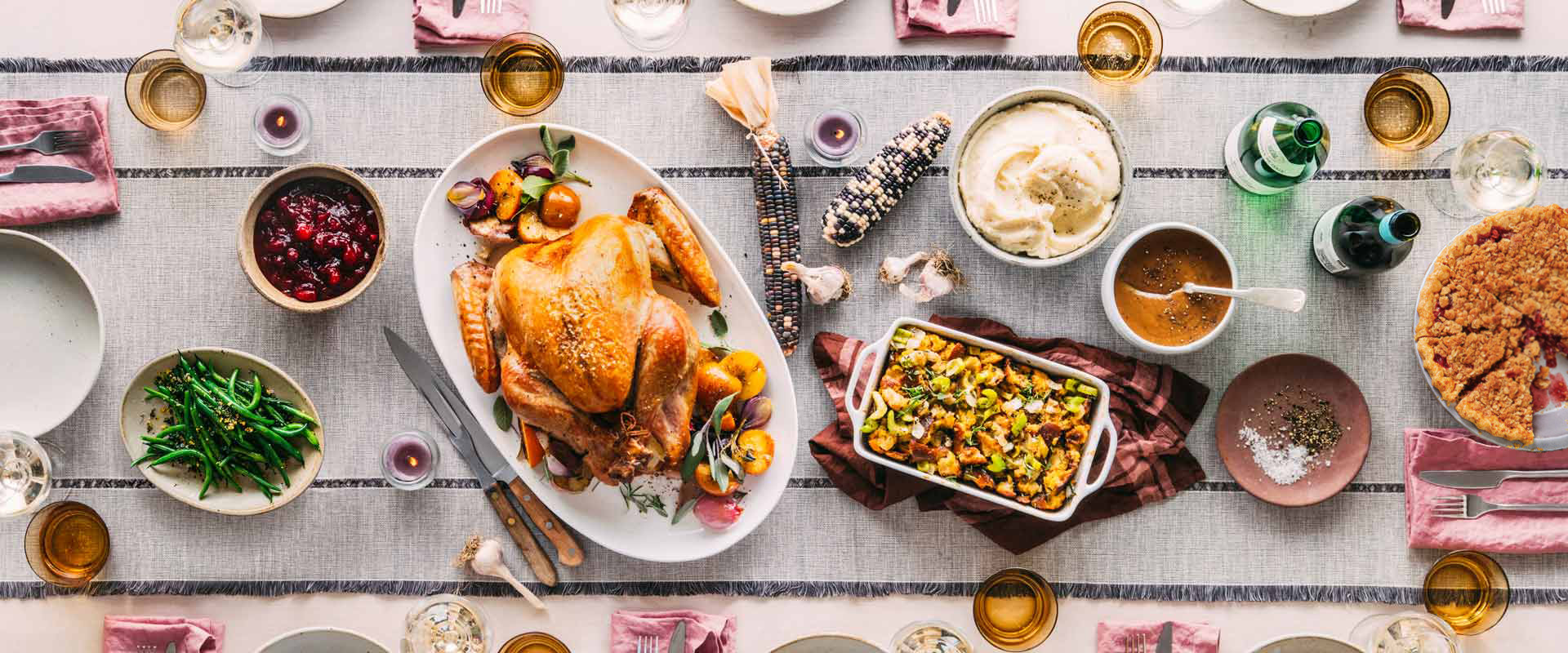Whole Foods Vegan Thanksgiving Dinner  5 Places You Can Pick Up Ready Made Thanksgiving Dinner