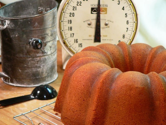 Why Did My Pound Cake Fall  True Pound Cake – Our State Magazine