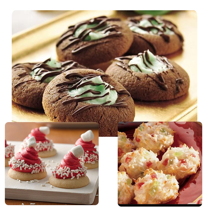 Yummy Christmas Cookies  It s Written on the Wall 22 Yummy Christmas Cookie