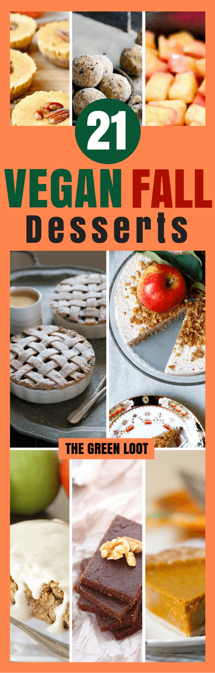 Yummy Fall Desserts  21 Super Yummy Vegan Fall Desserts You Have to Make